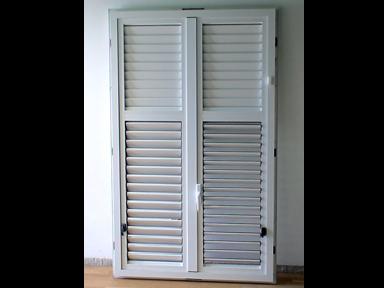 finestre alluminio Trieste