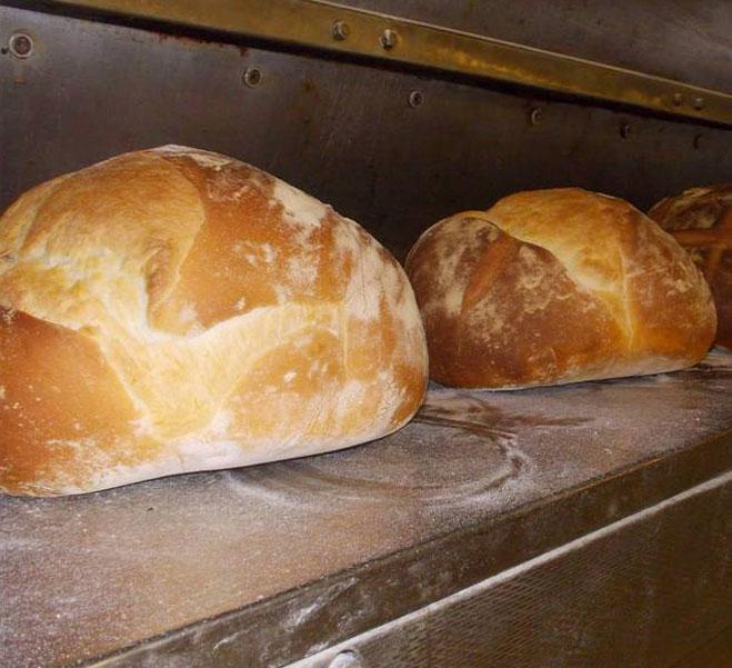 pane di molti tipi