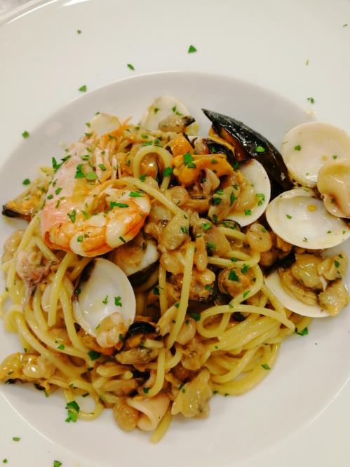 Pasta dall'Orco