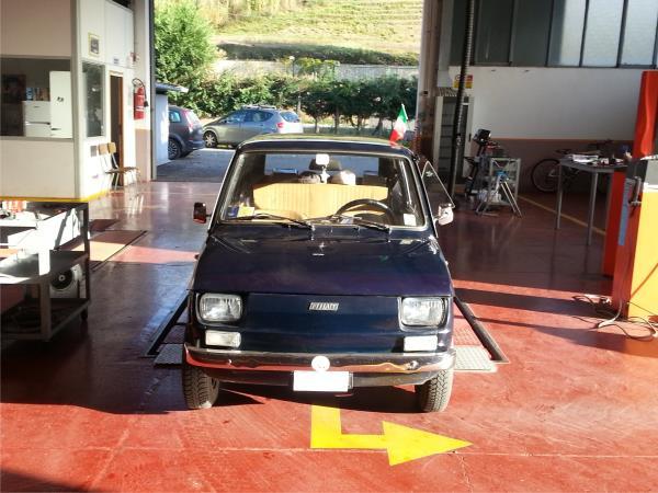 revisione e controllo veicoli