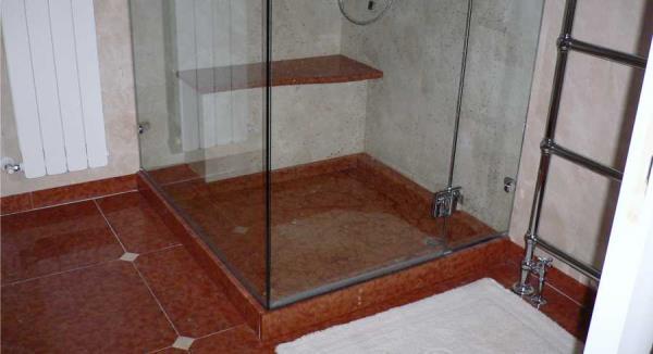 Piatto doccia scavato  - Marmoonline Lavorazione marmo granito ardesia pietra Arma di Taggia Taggia Sanremo Imperia
