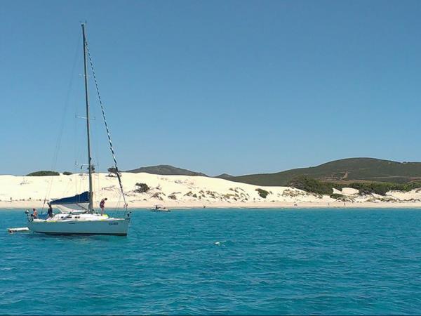 veleggiare Sardegna