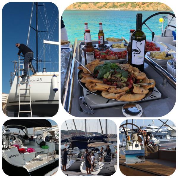 charter in Sardegna