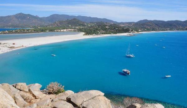 barca a vela - Costa Est Sardegna