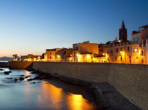 città fortificata Alghero