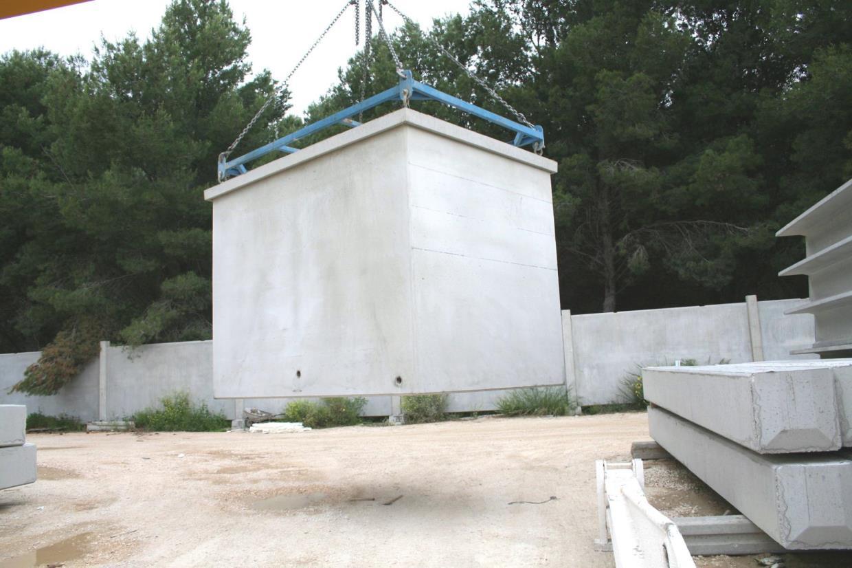serbatoi cemento