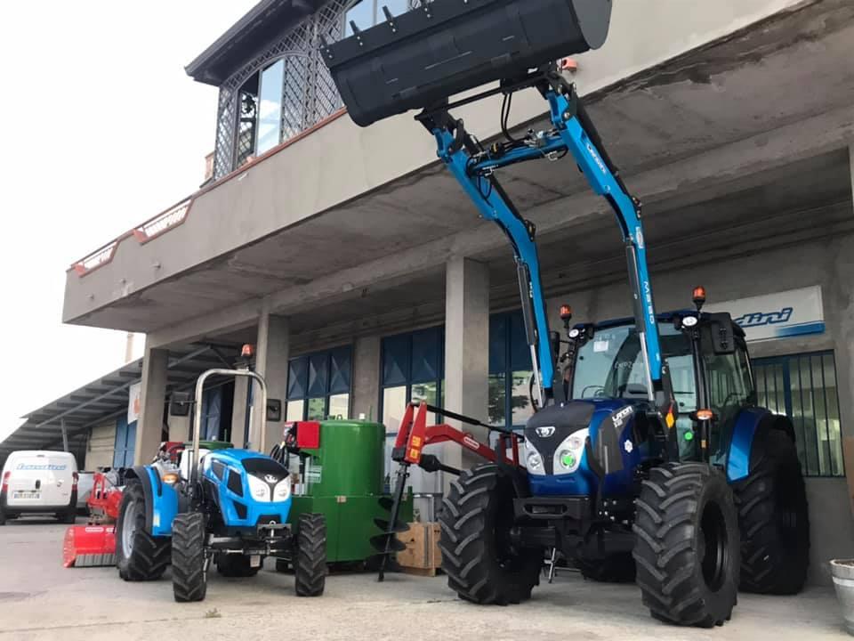 vendita e ricambi macchine agricole