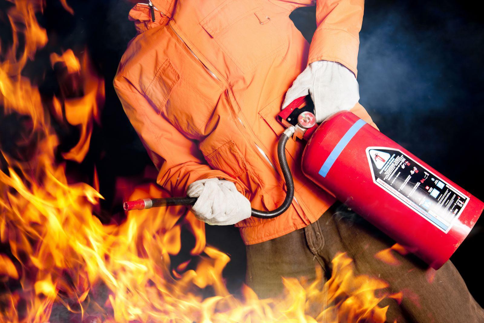Manutenzione Impianti Antincendio benevento