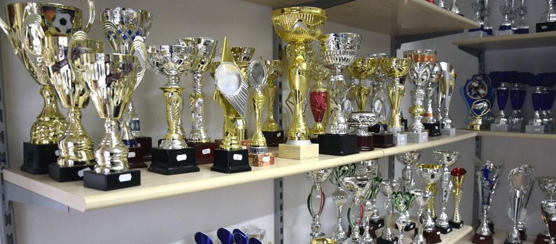 M.A.R. Sport Coppe e trofei