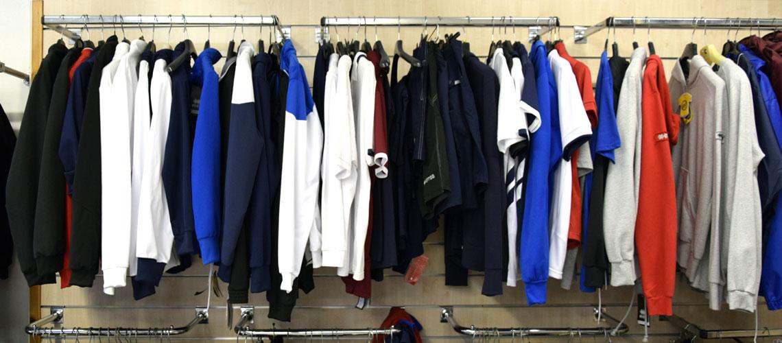 M.A.R. Sport Interno del negozio