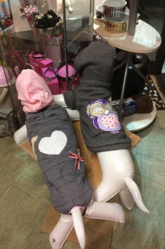 abbigliamento per cani bg
