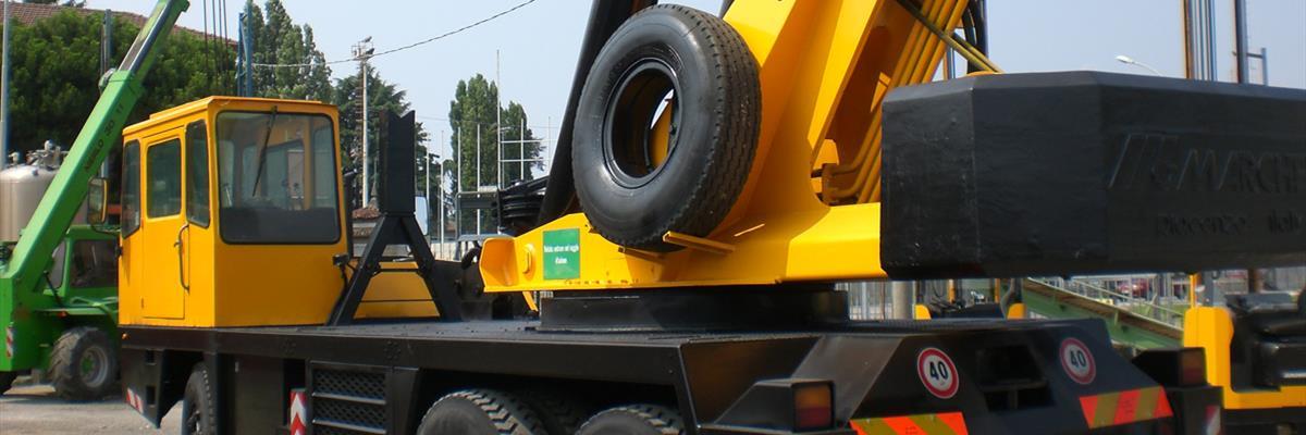 Macchine edili e stradali Dalmine Bergamo