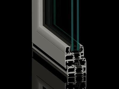 Profili alluminio GEAL HP 600