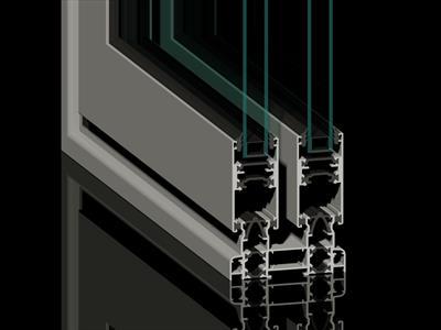 Profilo alluminio GEAL SLIK