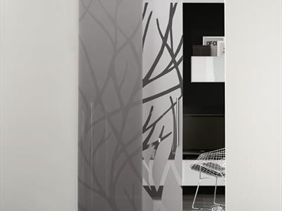 Adielle vetro con decoro Forest 1