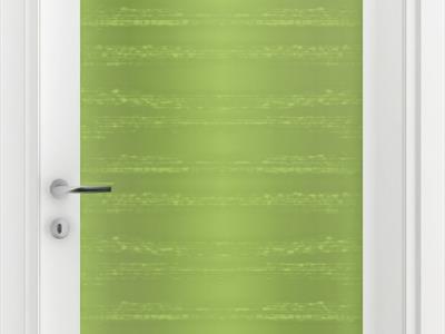 Ican porte modello Diva vetro lino verde