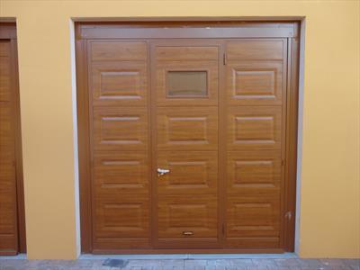 Basculante color legno
