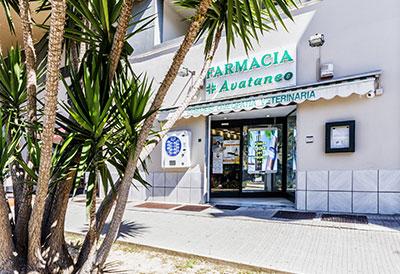 Centro servizi Cellarium farmacia