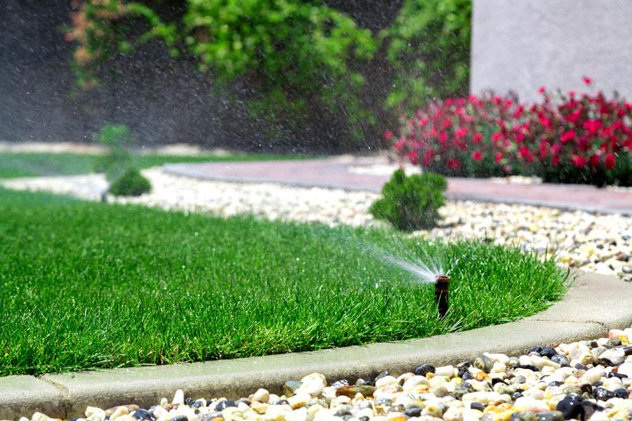 realizzazione impianti irrigazione verona