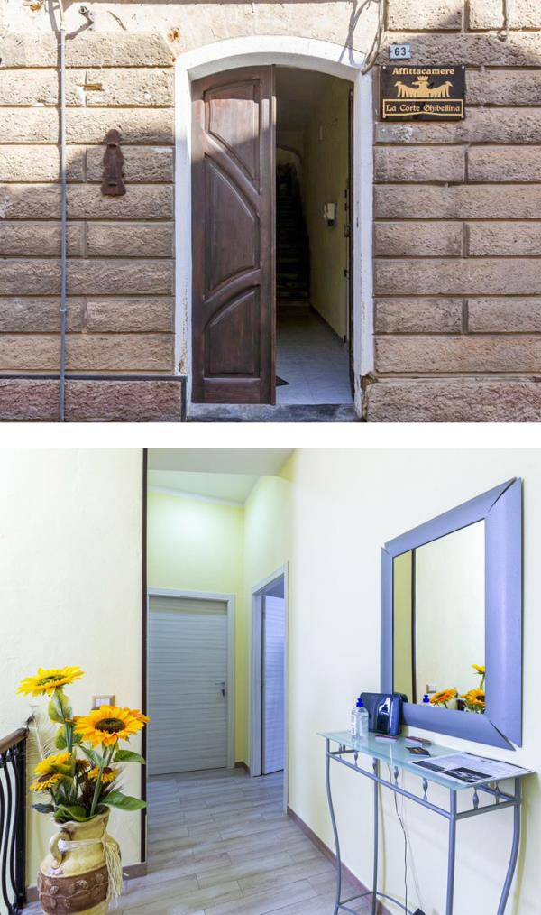 camere doppie iglesias