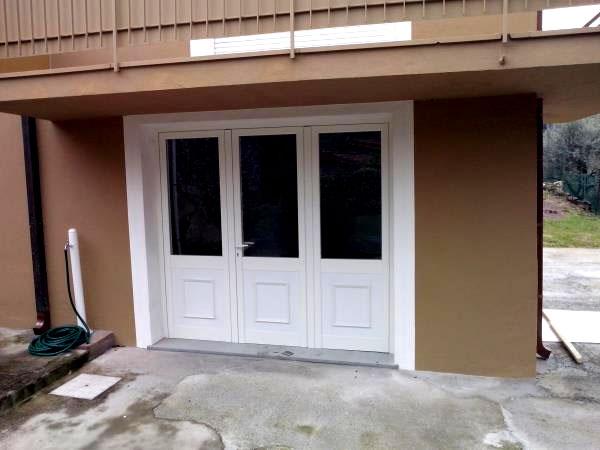 porte e finestre in pvc su misura lucca