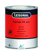 Lesonal top coat 420