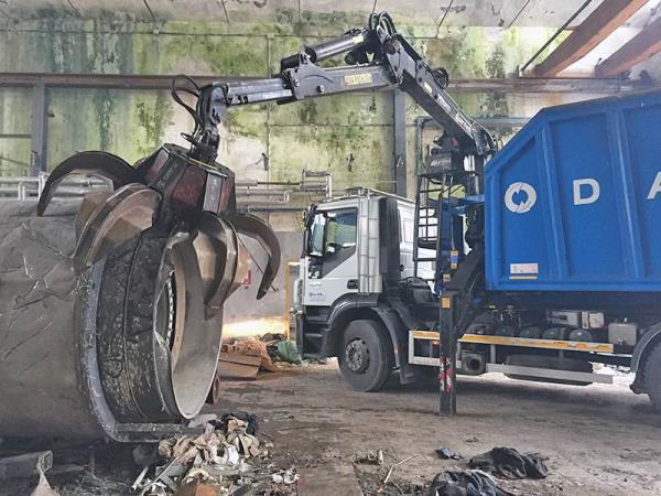 recupero e smaltimento rifiuti speciali Salerno