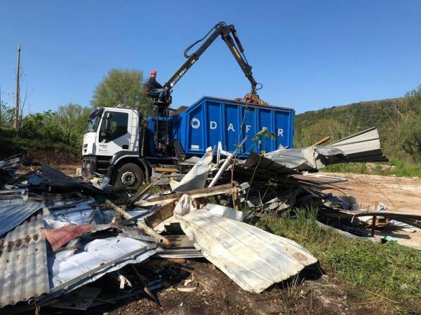 ritiro e vendita materiali ferrosi Salerno