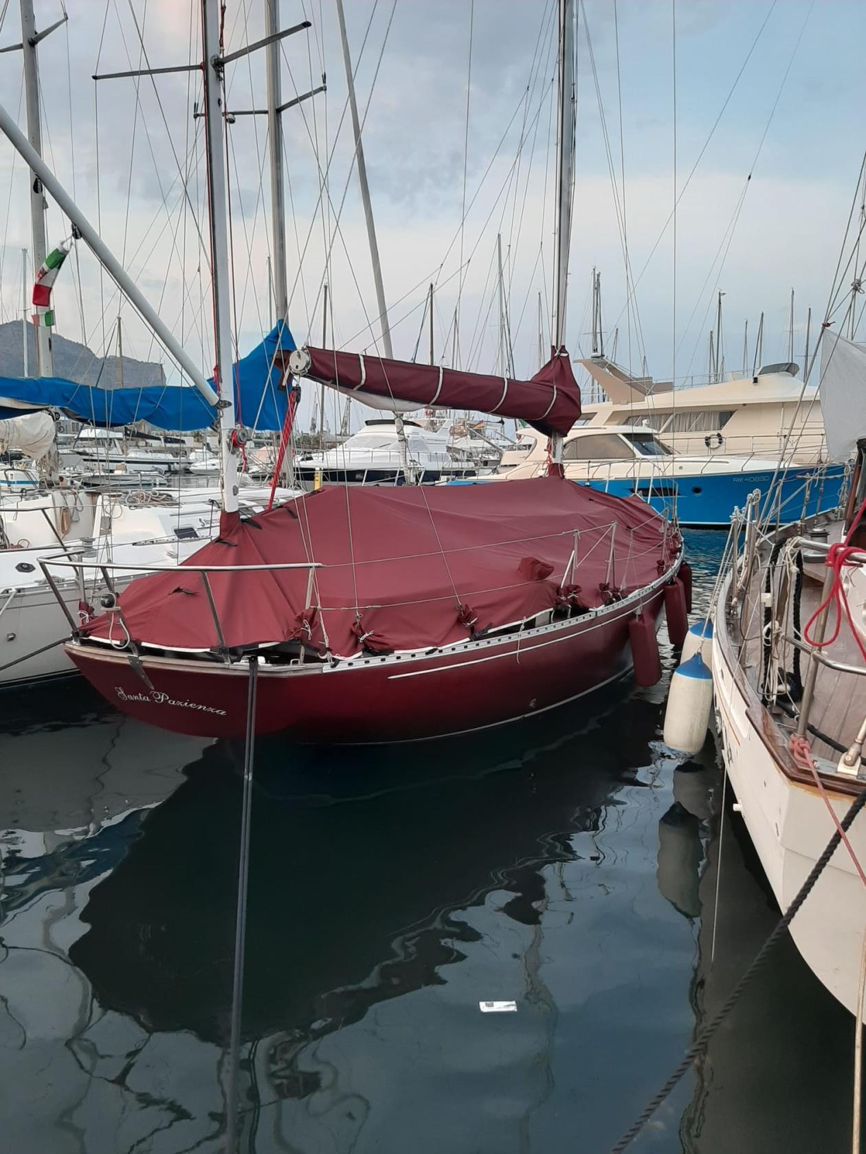 coperture per barche su misura brescia