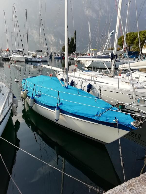 coperture per barche brescia