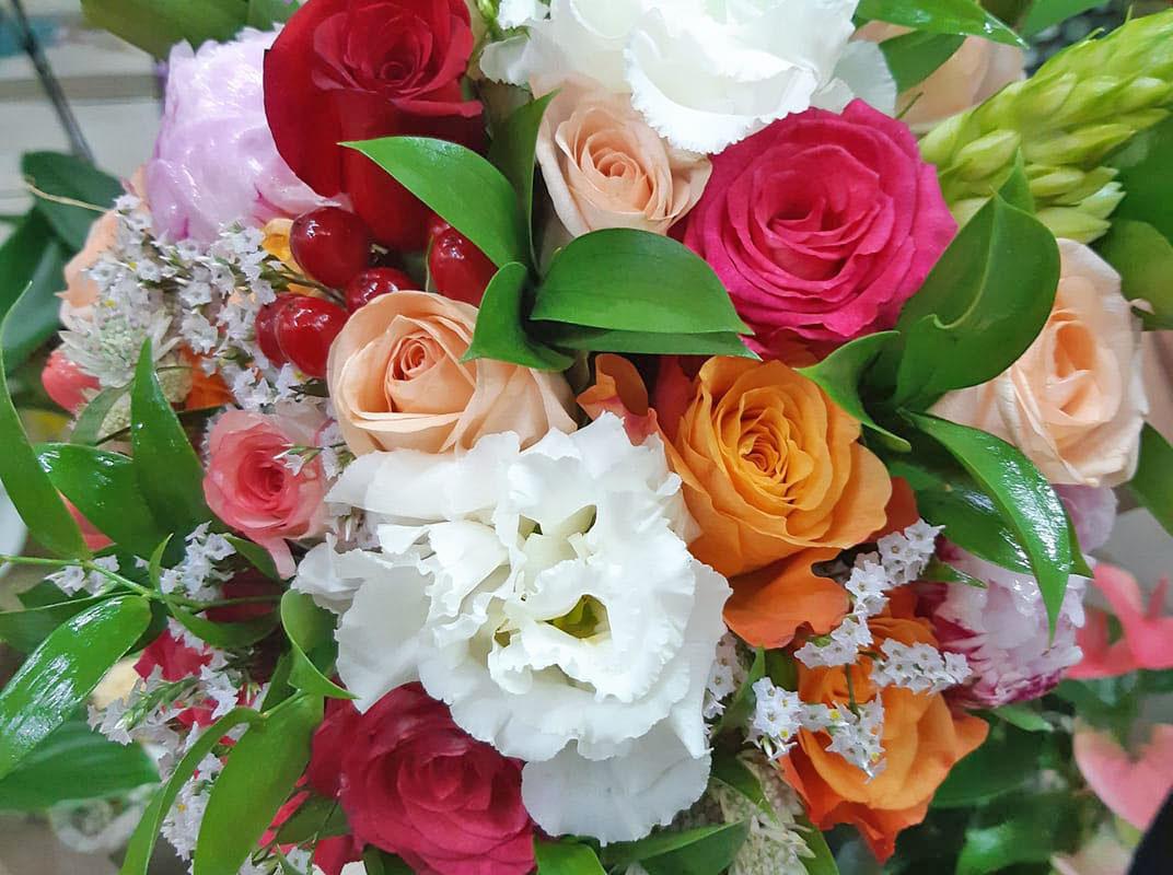composizioni floreali per cerimonie iglesias sud sardegna