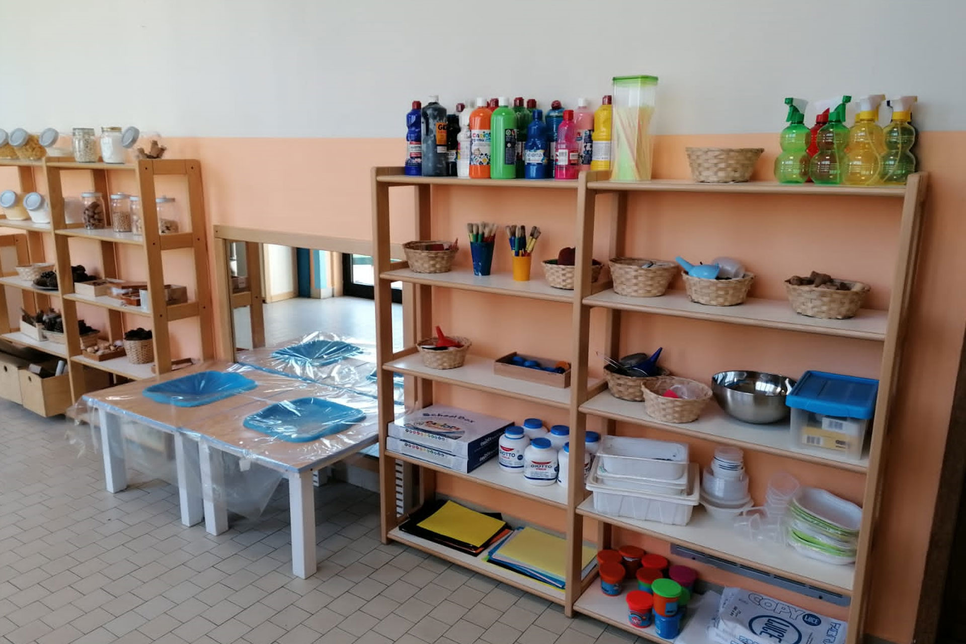 Programma educativo Porcari Lucca