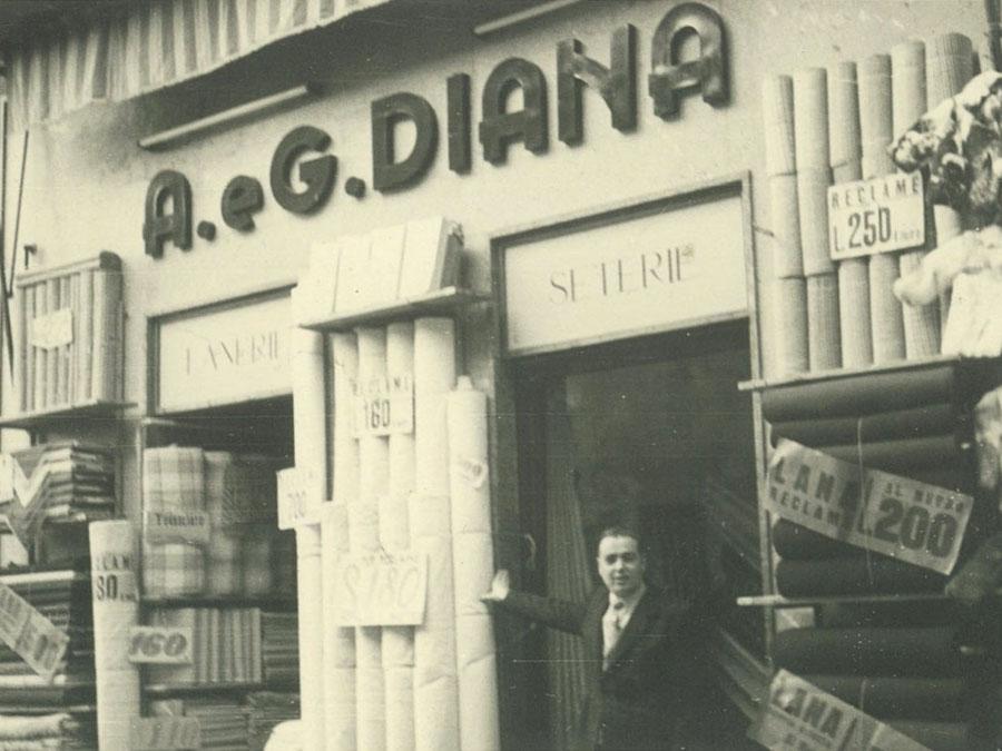 Diana Tessuti  G. Diana di Mario Diana – Sassari