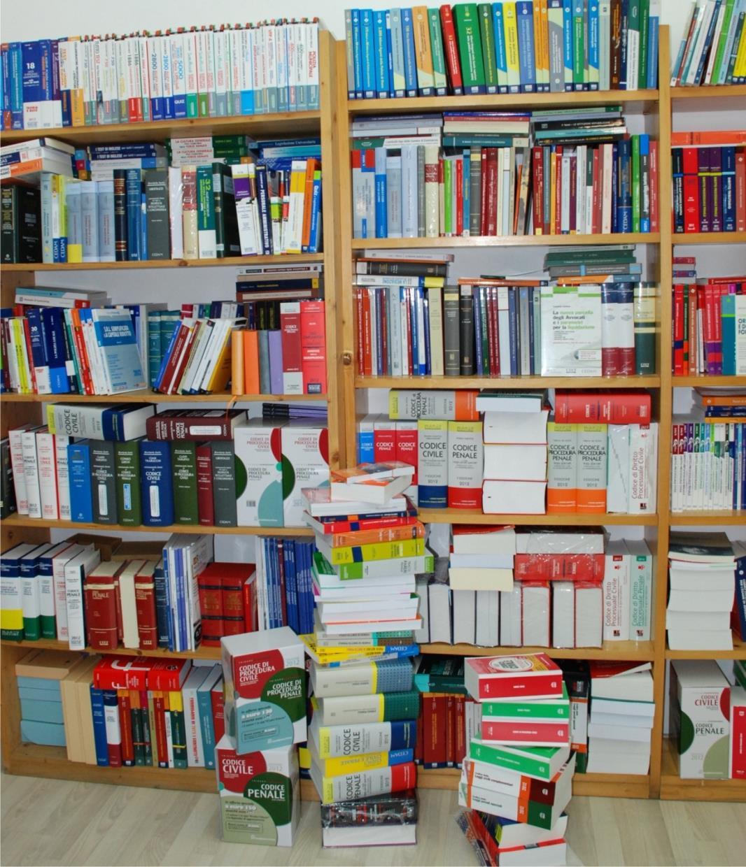 Libreria a Siena