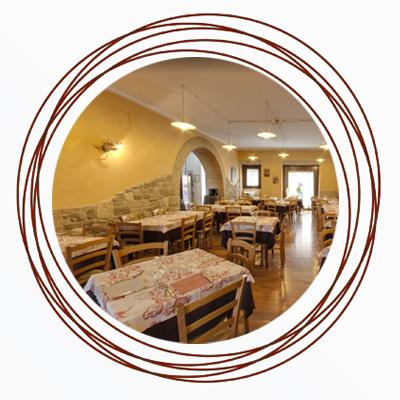 ristorante tipico umbro Città di Castello PG