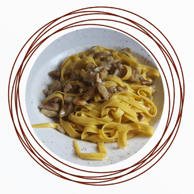 ristorante con piatti tipici umbri Città di Castello PG