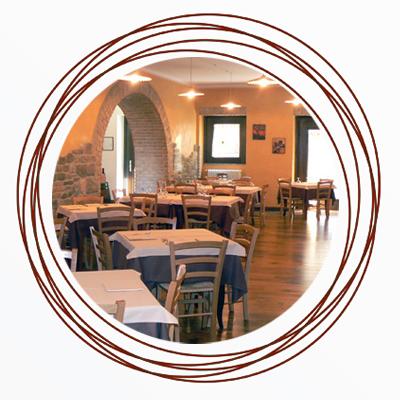 ristorante per comitive Città di Castello PG