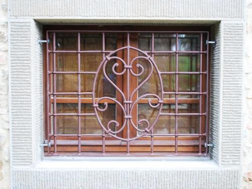 Grata per finestre
