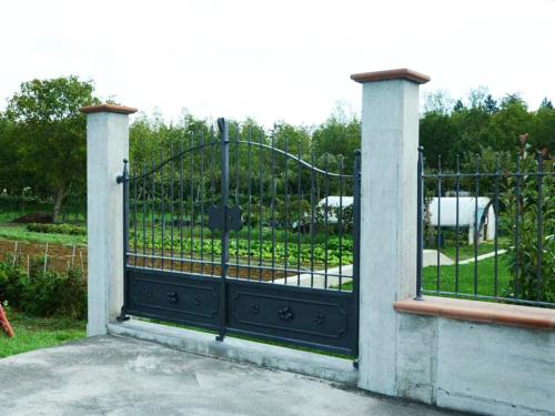 Cancello abitazione