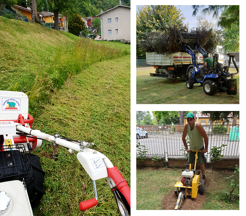 manutenzione aree verdi sommacampagna