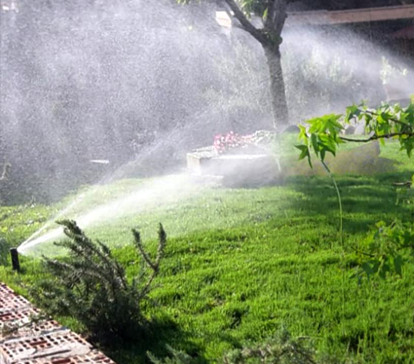 impianti irrigazione sommacampagna