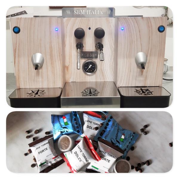 produzione propria macchina da caffè