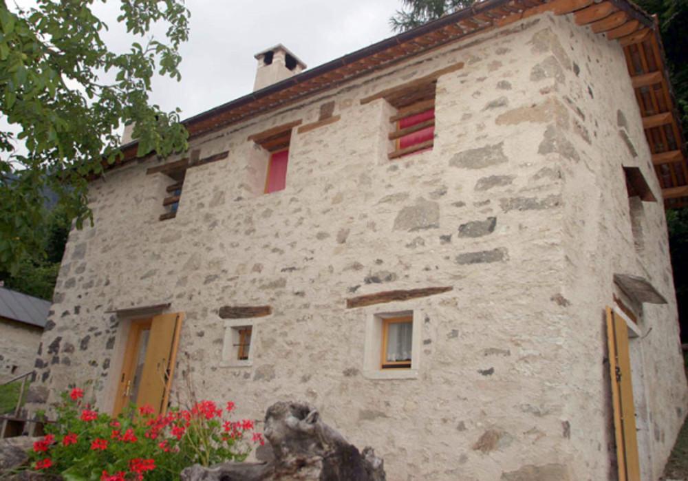Le case a Pedavena
