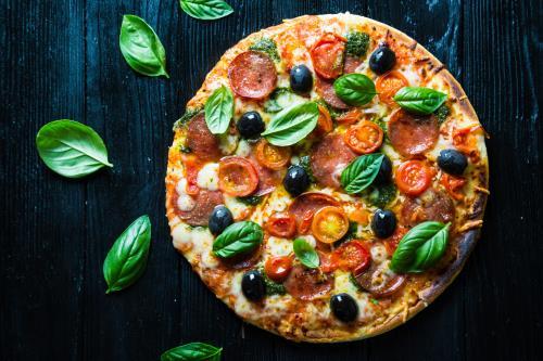 pizzeria pordenone, boccondivino pordenone, pizza kamut pordenone