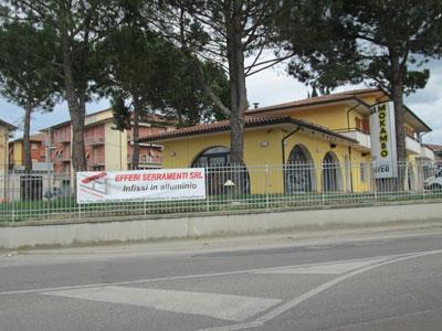 portoni sezionali Città di Castello Perugia