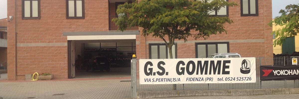 Vendita Pneumatici Parma Fidenza GS Gomme di Vernazza