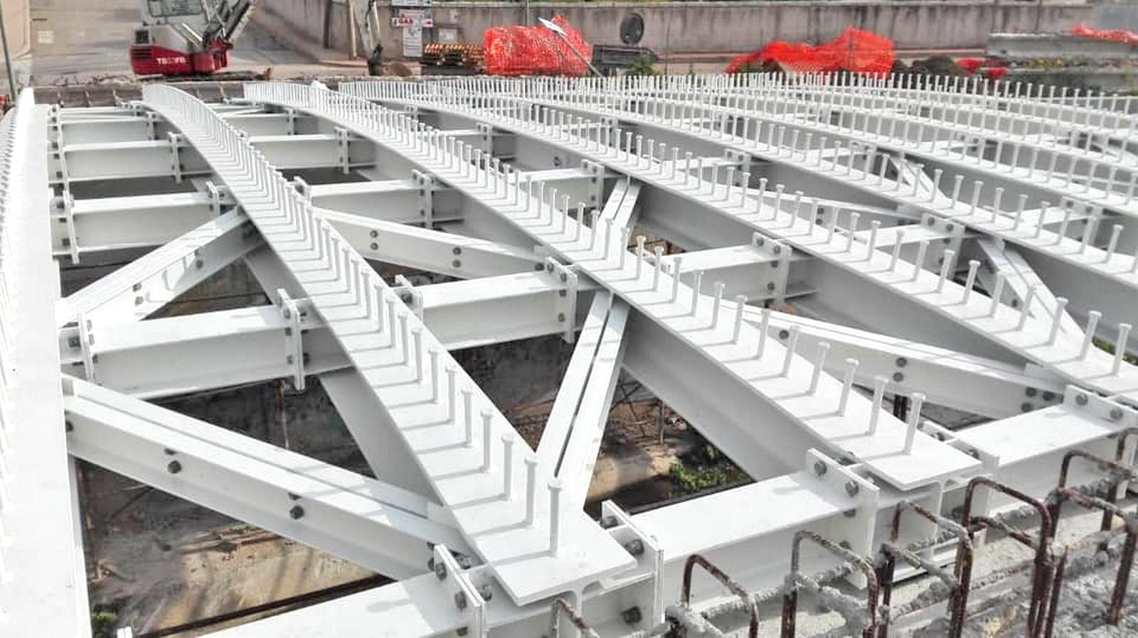 progettazione e costruzione strutture metalliche nuoro