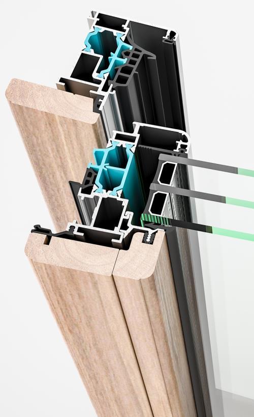 produzione infissi alluminio legno nuoro