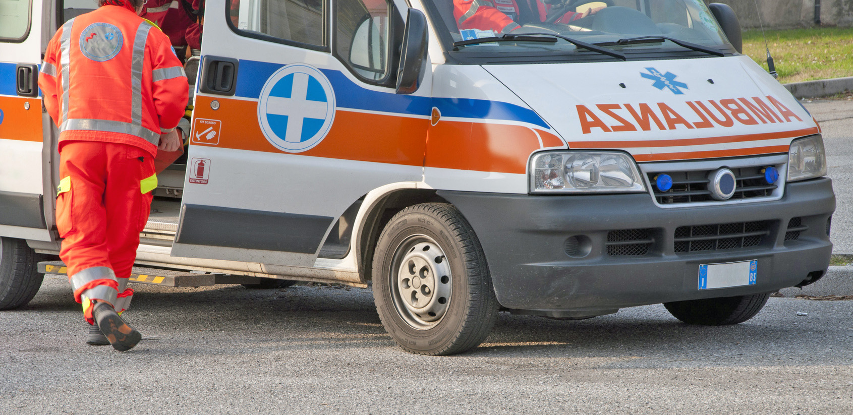 Ambulanza a chiamata Quartu Sant