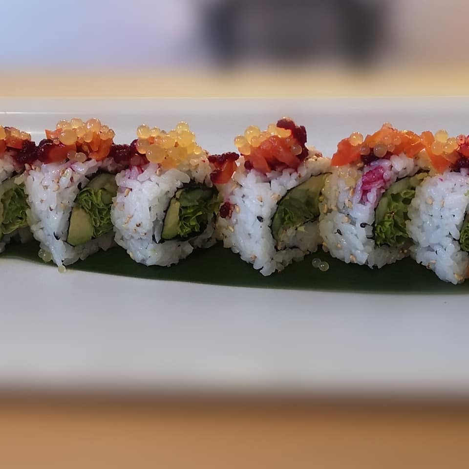 giapponese roll